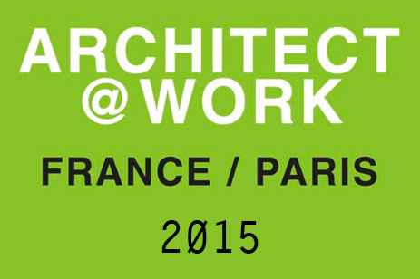 Daisalux will be at ARCHITECT@WORK 2015 (Paris)
