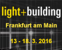 Light + Building 2016. Frankfurt am Main